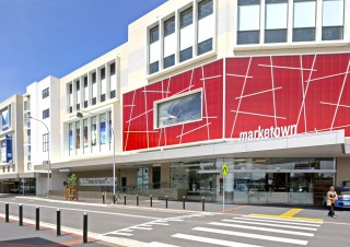 Architectural Photography Sydney – Market Town Shopping Centre
