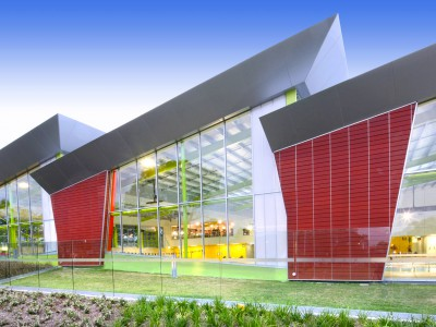 Architectural Photography Sydney – Marreckville Aquatic Centre
