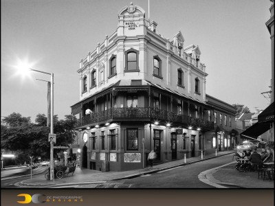 Architectural Photography Sydney – The Royal Hotel