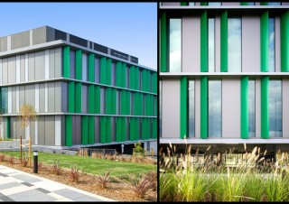 Architectural Photography UWS Werrington Corporae Centre