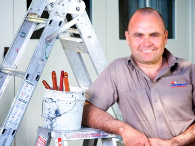 Commercial Photography Sydney – Tony Isgrove Paint and Decorate