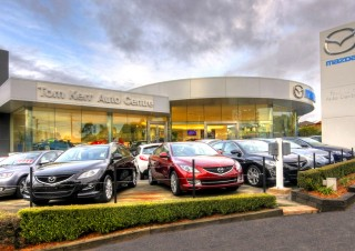 Commercial Photography Sydney – Mazda