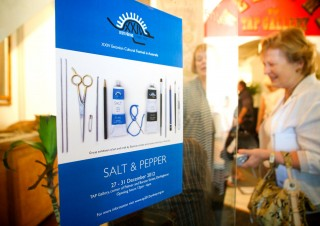 Event Photography Sydney – Salt & Pepper Exhibition