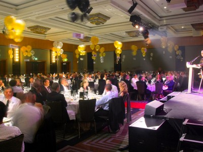 Event Photography Sydney – IES Gala Dinner