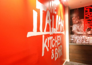 Interior Design Photography Sydney – Italian Kitchen & Bar